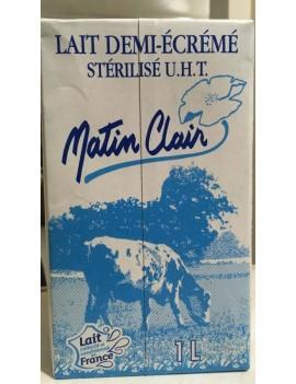 Lait demi-écrémé MATIN CLAIR