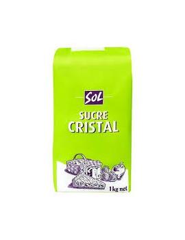 Sucre Cristal SOL 1kg