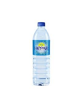 HEPAR eau minéral 1l