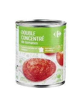 Double concentrée de tomate