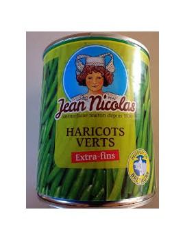 Haricots verts Jean Nicolas
