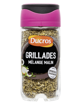 Grillades mélange malin Ducros