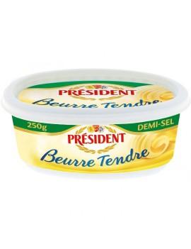 Beurre Président demi sel