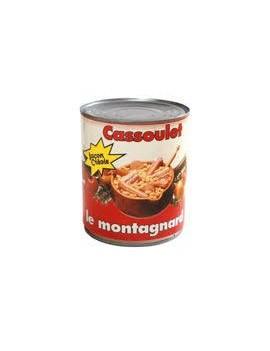 Cassoulet le Montagnard 420G