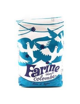 Farine blanche Colombe