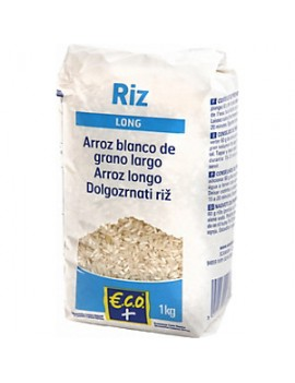Riz Blanchi 1KG