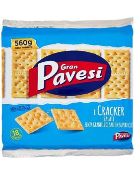 Pavesi cracker non salee