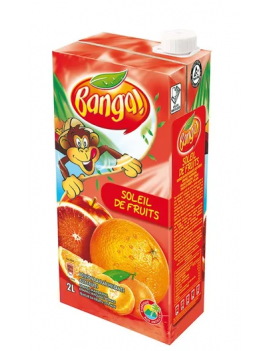 Banga 2L Soleil de Fruits