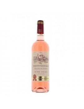 MONTMEYRAC rosé 75cl