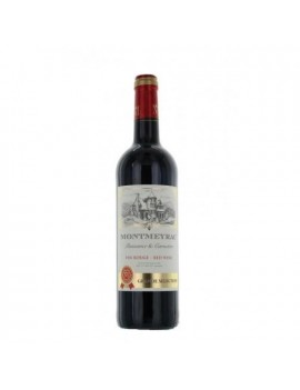 MONTMEYRAC rouge 75cl