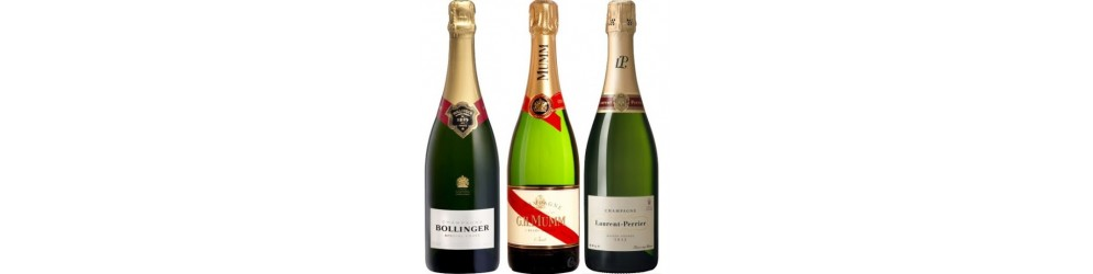 Champagnes et Pétillants
